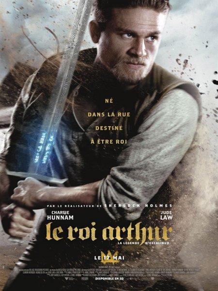 Cine974, Le Roi Arthur: La Légende d'Excalibur