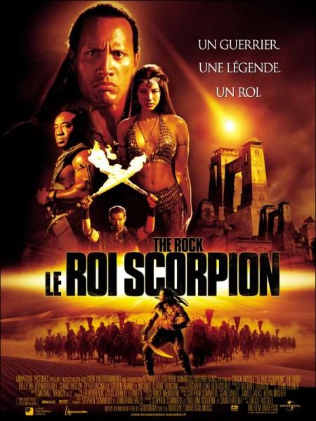 Cine974, Le Roi Scorpion