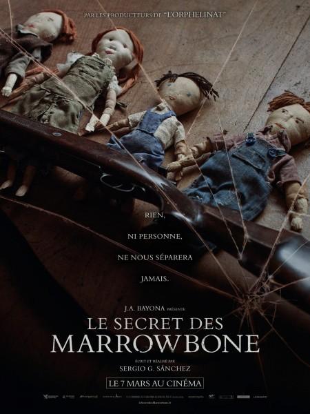 Cine974, Le Secret des Marrowbone