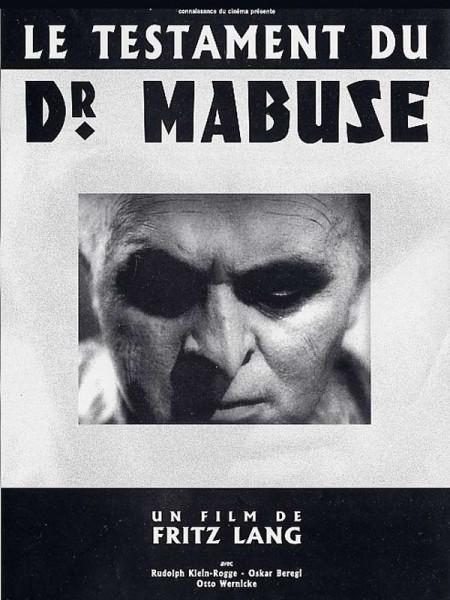 Cine974, Le Testament du docteur Mabuse
