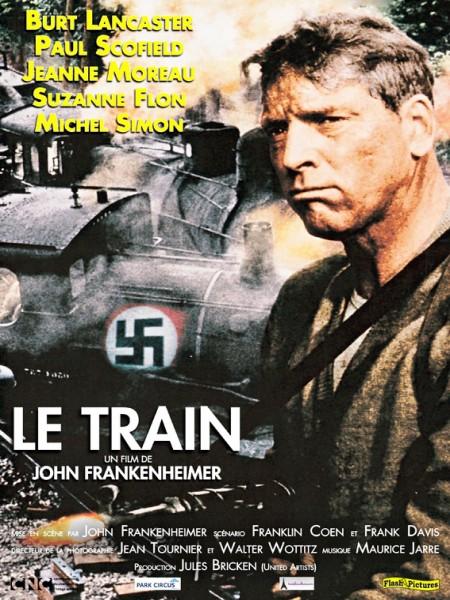 Cine974, Le Train