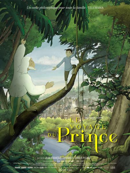 Cine974, Le Voyage du Prince