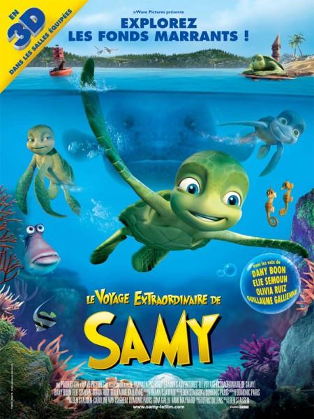 Cine974, Le Voyage extraordinaire de Samy
