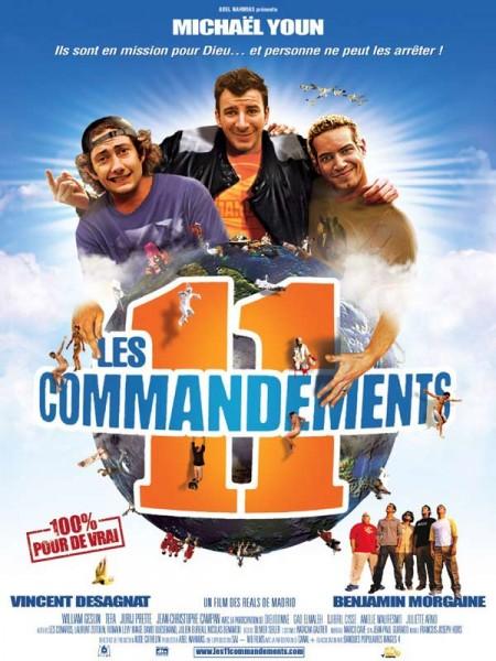 Cine974, Les 11 commandements