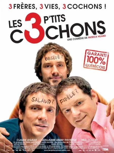 Cine974, Les 3 p'tits cochons