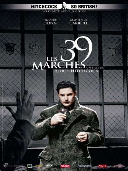 Cine974, Les 39 marches