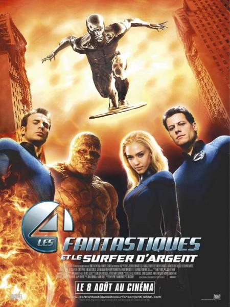 Cine974, Les 4 Fantastiques et le Surfer d'Argent