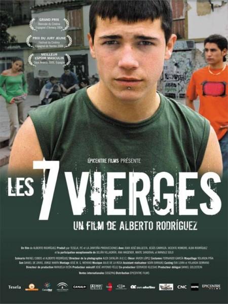 Cine974, Les 7 vierges