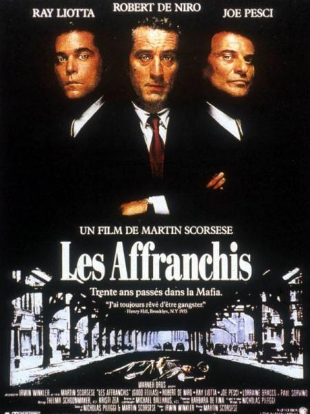 Cine974, Les Affranchis