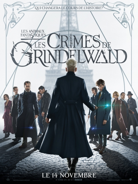 Cine974, Les Animaux fantastiques - Les crimes de Grindelwald