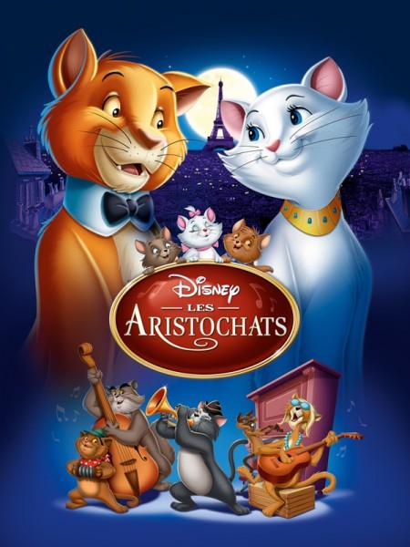Cine974, Les Aristochats