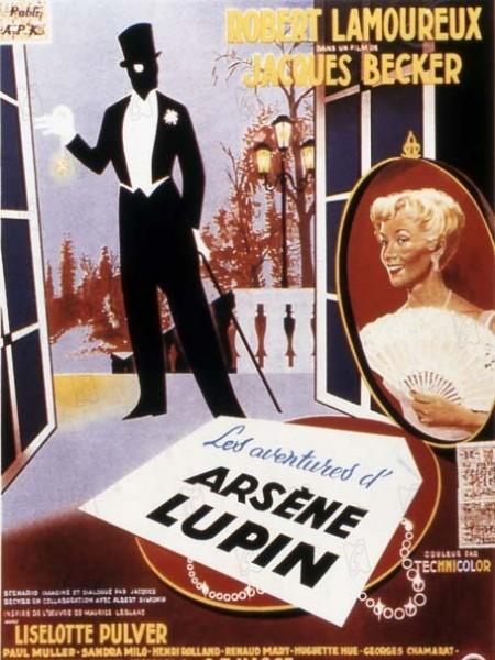 Cine974, Les Aventures d'Arsène Lupin