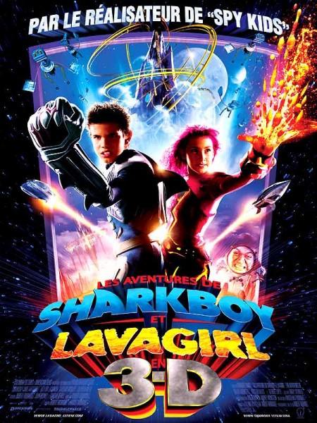 Cine974, Les Aventures de Shark Boy et Lava Girl