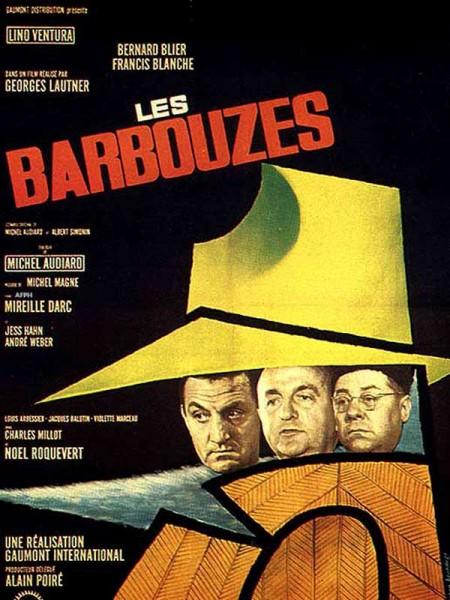 Cine974, Les Barbouzes