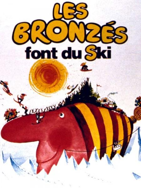 Cine974, Les Bronzés font du ski
