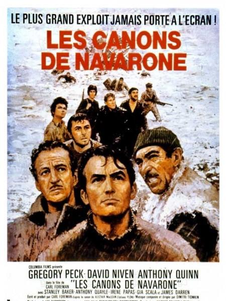 Cine974, Les Canons de Navarone