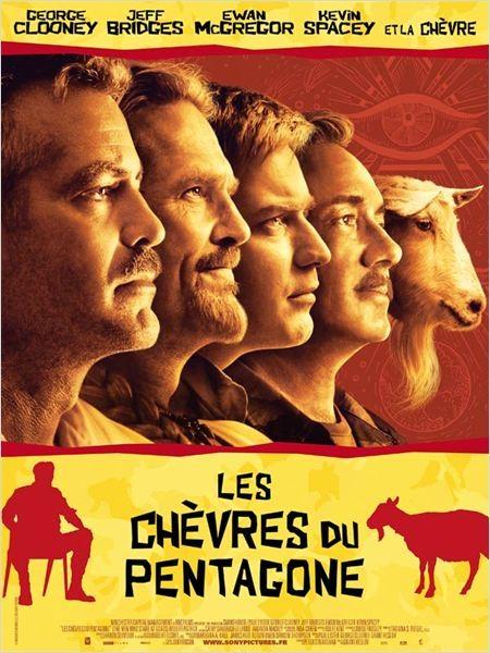 Cine974, Les Chèvres du Pentagone