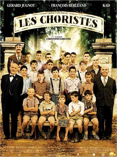Cine974, Les Choristes