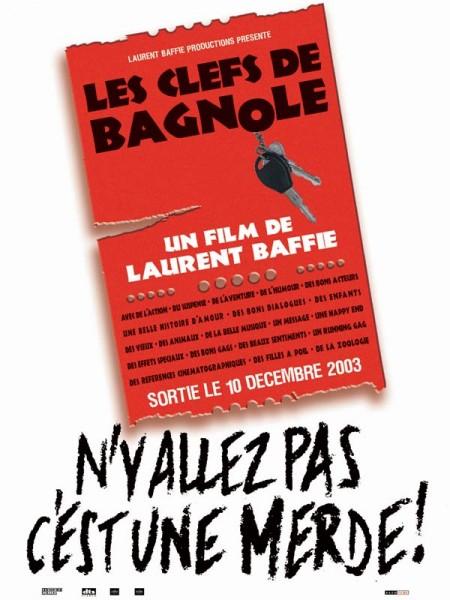 Cine974, Les Clefs de bagnole