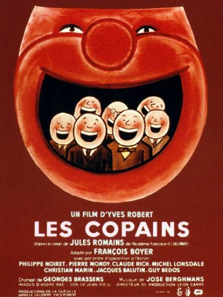 Cine974, Les Copains