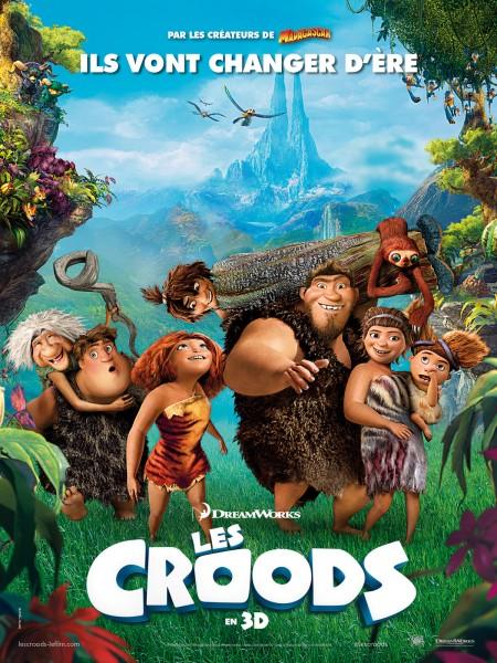 Cine974, Les Croods
