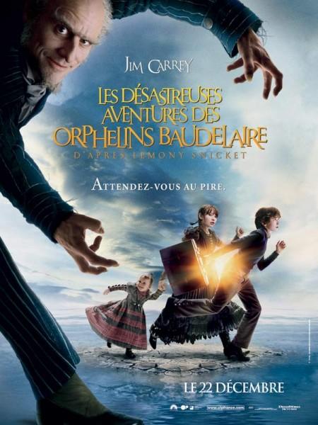 Cine974, Les Désastreuses aventures des orphelins Baudelaire