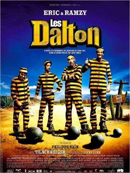 Cine974, Les Dalton