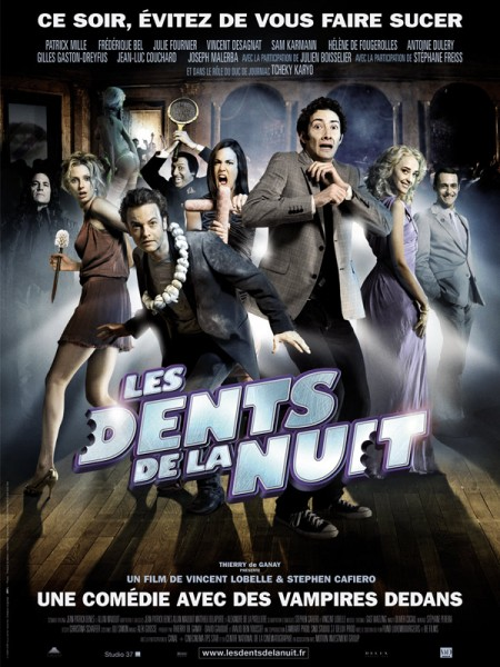 Cine974, Les Dents de la nuit
