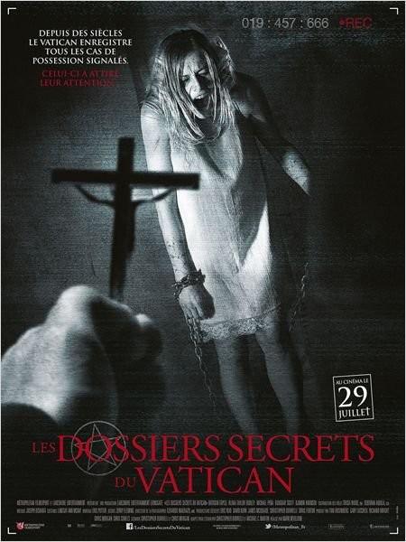 Cine974, Les dossiers secrets du Vatican
