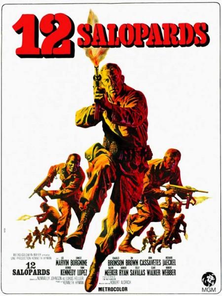 Cine974, Les Douze salopards