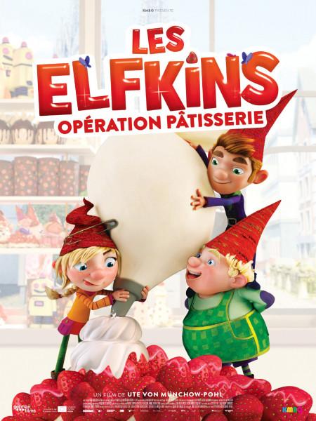 Cine974, Les Elfkins : Opération pâtisserie