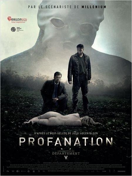Cine974, Les Enquêtes du Département V : Profanation