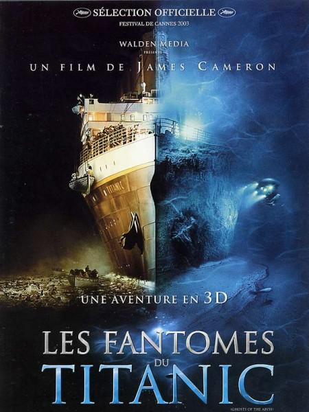 Cine974, Les Fantômes du Titanic