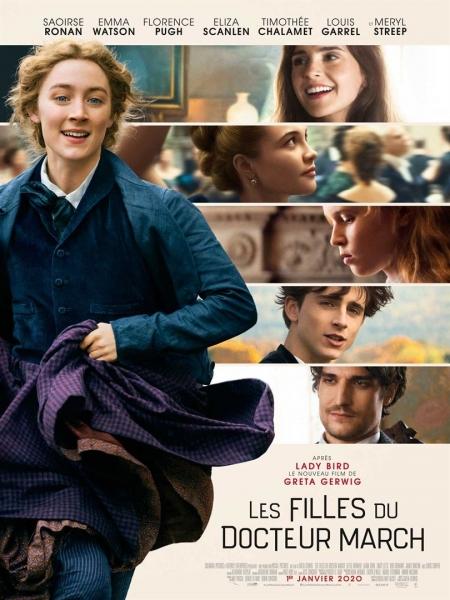 Cine974, Les Filles du Docteur March
