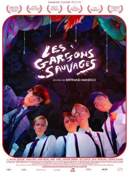 Cine974, Les Garçons sauvages