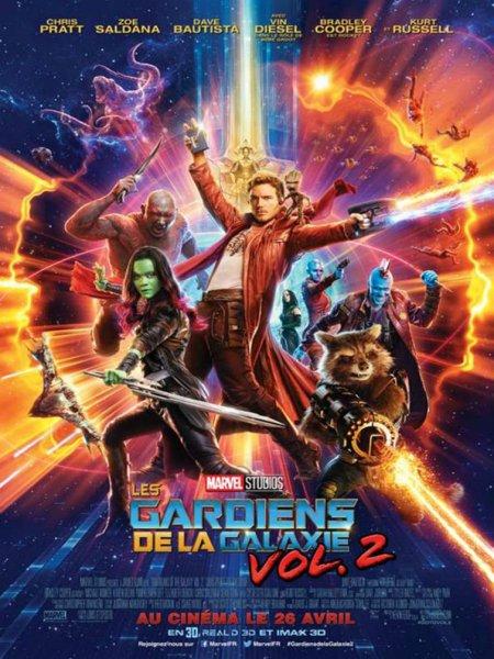Cine974, Les Gardiens de la Galaxie 2