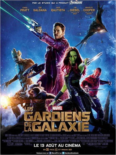 Cine974, Les Gardiens de la Galaxie
