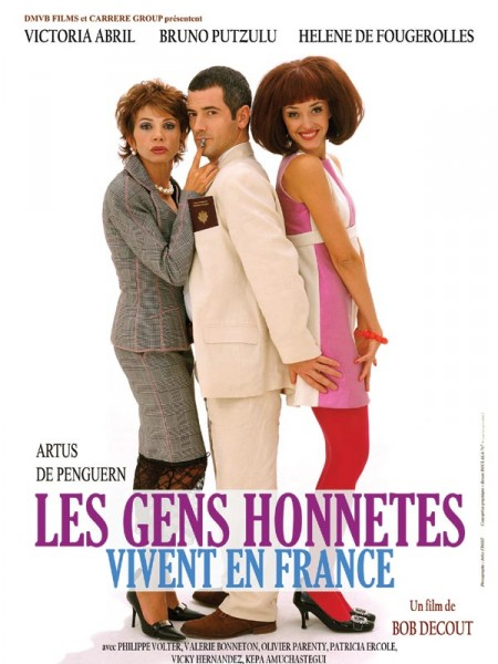 Cine974, Les Gens honnêtes vivent en France