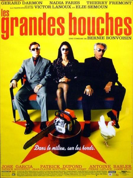 Cine974, Les Grandes bouches