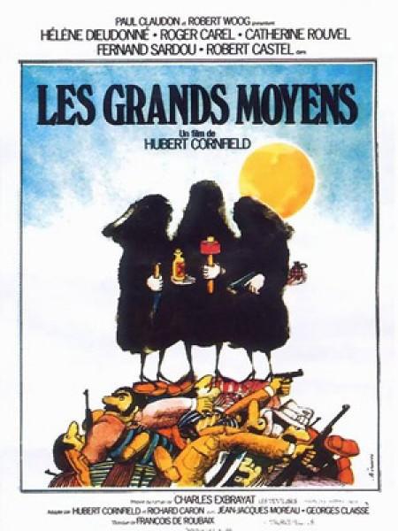 Cine974, Les Grands moyens