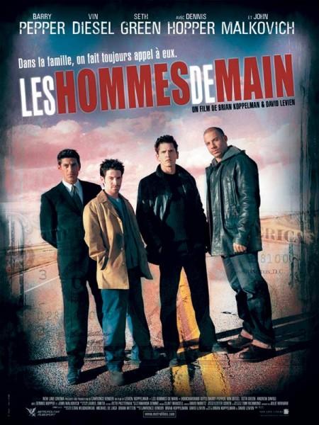 Cine974, Les Hommes de main