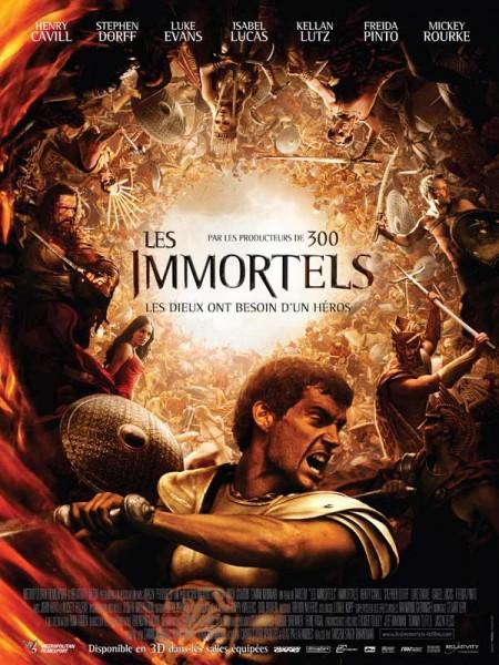 Cine974, Les Immortels