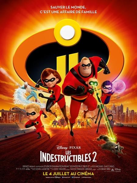 Cine974, Les Indestructibles 2