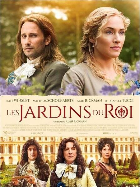 Cine974, Les jardins du Roi