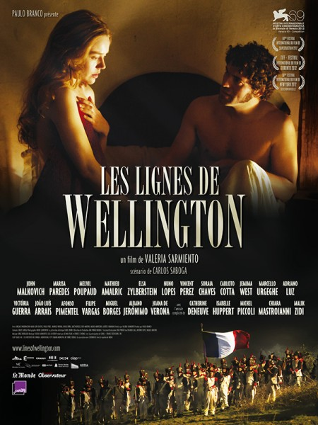Cine974, Les Lignes de Wellington