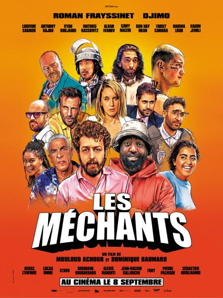 Cine974, Les Méchants