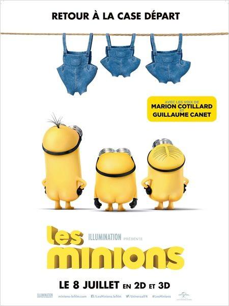 Cine974, Les Minions