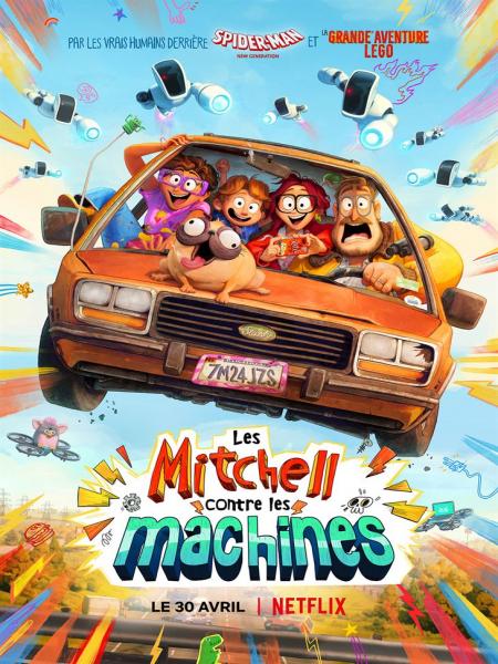 Cine974, Les Mitchell contre les machines