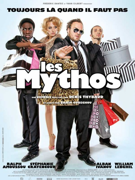Cine974, Les Mythos
