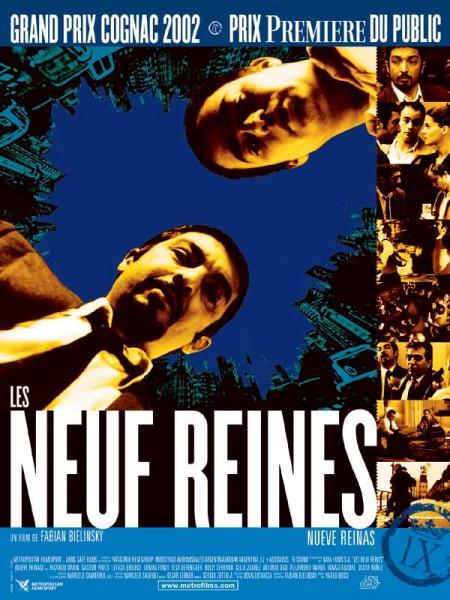 Cine974, Les Neuf Reines